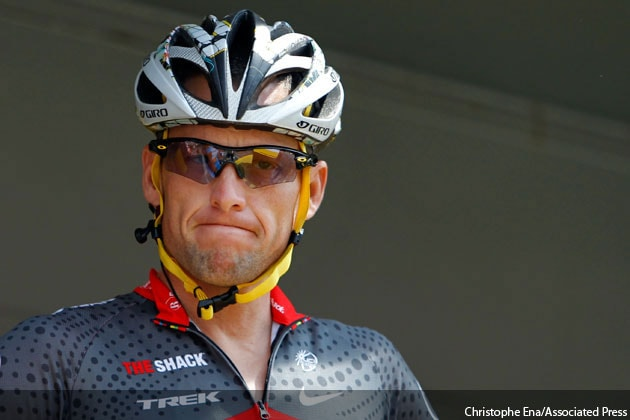Lance Armstrong's decade of doping denials