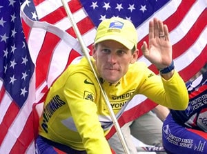 What Lance Armstrong said to Oprah Winfrey