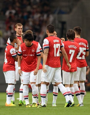 Arsenal positive after 'very difficult' Asian tour