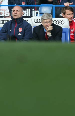 EPL: Six-goal Chelsea F.C. ruin Arsenal F.C, Arsene Wenger's big day