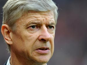 Arsene Wenger won't panic after Arsenal's latest slip