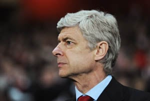 Arsenal's Arsene Wenger says he is not moving out