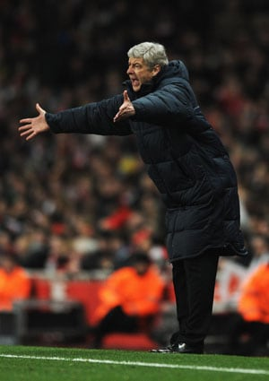 Arsene Wenger ridicules Blatter's take on racism