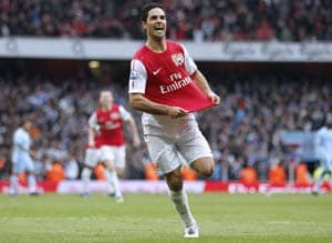 Mikel Arteta says Arsenal are gunning for Premier League title