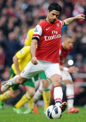 Mikel Arteta apologises for Arsenal's 'embarrassing' loss