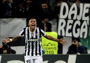 Juventus open up six-point lead in Serie A