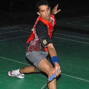 Arvind Bhat enters quarter-final of the Dutch Open