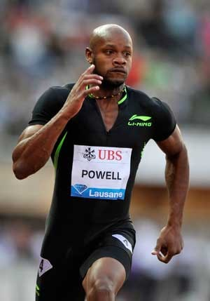 Asafa Powell approaching Olympics like his last
