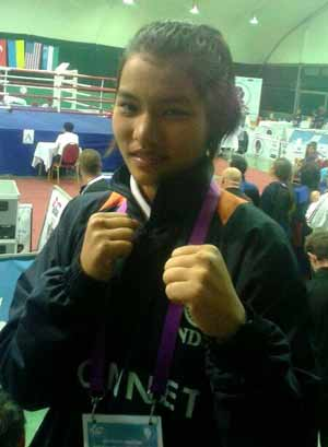 Indian women sizzle at junior and youth world boxing