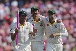 Ashes: Australian press, fans hail cricket team's bravado