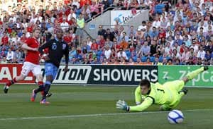 Roy Hodgson's England fail to impress in Norway win