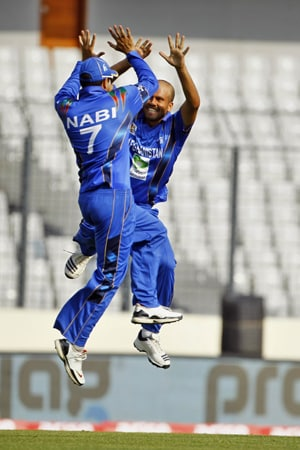 Live cricket score: Afghanistan vs Sri Lanka