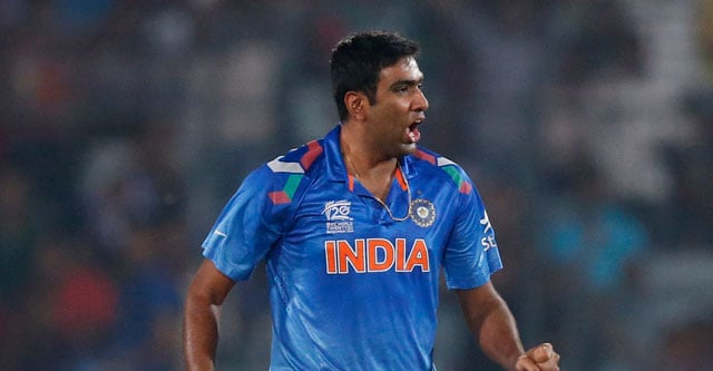 Ravichandran Ashwin records many 'firsts' in ICC World Twenty20
