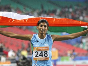 Ashwini Akkunji hoping to run first competitive race in World Championships