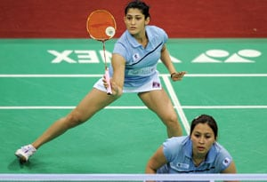 Ashwini Ponnappa exudes confidence of winning medal