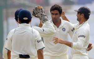 Ashwin savours dream debut ahead of wedding