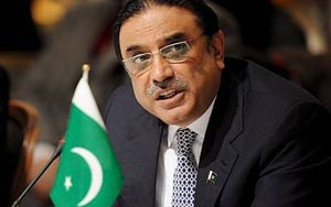 Pakistan president asks for a report on spot-fixing