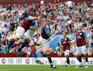 Aston Villa overpower Blackburn with a 3-1 win