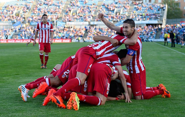 La Liga: Atletico Madrid extend lead at top of table with win over Getafe