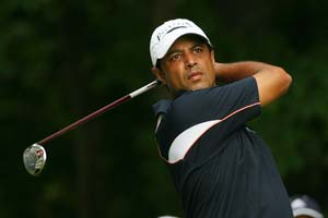 Arjun Atwal slips way down in third round at Georgia Classic