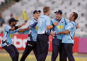 CLT20 Preview: Auckland Aces ready for clash with Nashua Titans