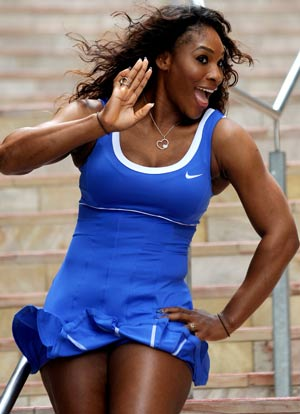 Serena Williams moves up in rankings after Charleston win