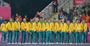London 2012: Aussie athletes arrive home to praise