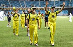 Australia floor Pakistan in third Twenty20