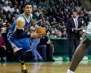 New Orleans Hornets beat Boston Celtics 90-78