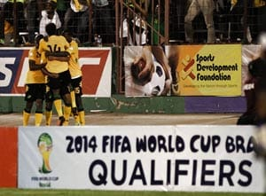 Jamaica stun USA in 2014 World Cup qualifying clash