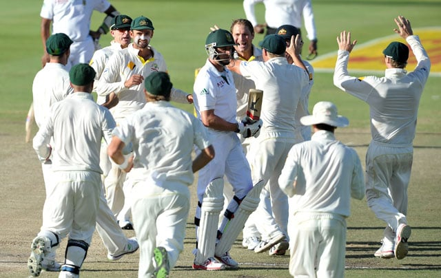 Australia replace India in 2nd spot of ICC Test rankings