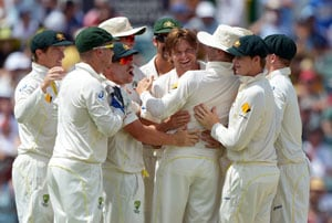 3rd Test: Australia within five wickets of regaining the Ashes