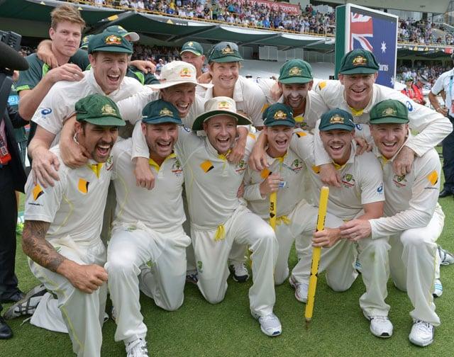 Australia reclaim top spot in ICC Test rankings
