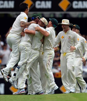 Cricket Australia to felicitate team for Ashes win