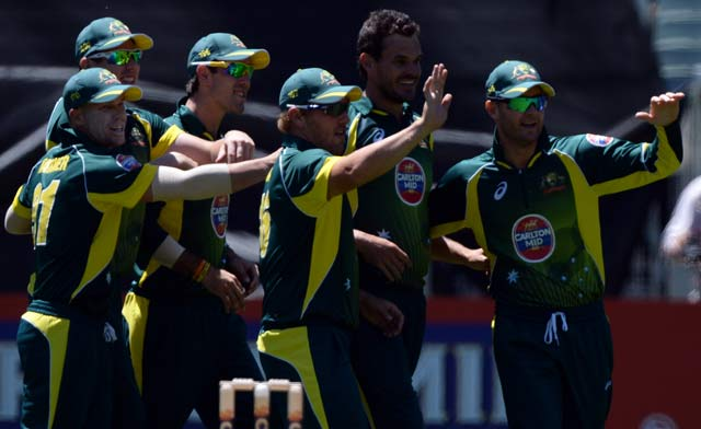 Australia to rest 'heroes' for final ODIs against England