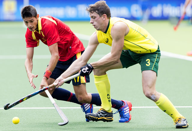 Hockey World Cup: Australia Beat Spain 3-0 for Second Win