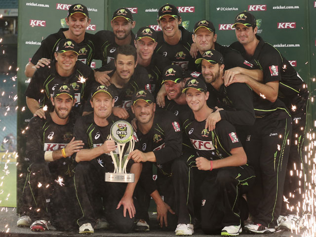 3rd T20: George Bailey, bowlers help Australia sweep series