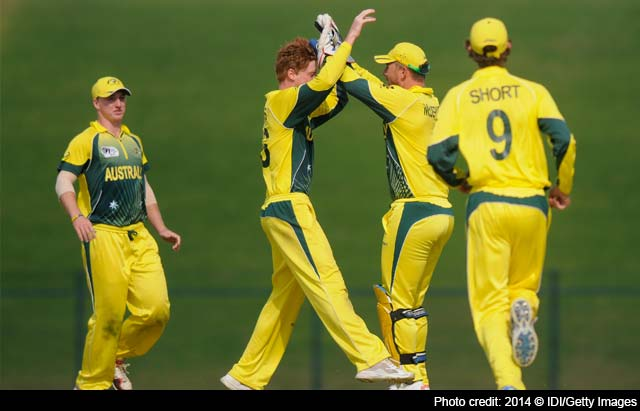 Australia set up South Africa clash in Under-19 World Cup semis