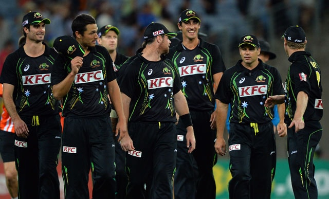 Stats: Australia record biggest win in terms of runs vs England in T20s
