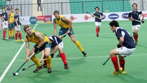 Junior World Cup hockey: Australia beat France 2-0 to finish on top of Pool B