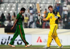 Bangladesh hope to regain some pride against Australia