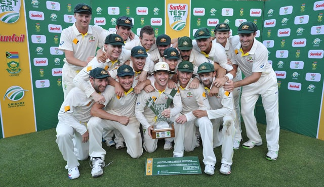 Graeme Smith's final Test ends in 245-run loss for South Africa, Australia claim series 2-1