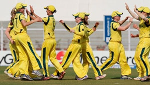 Australia enter final of ICC Women