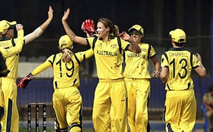 Womens World Cup: Australia snatch two-run win over England