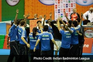 Indian Badminton League, Highlights: Awadhe Warriors beat Mumbai Masters 3-2 to make final vs Hyderabad