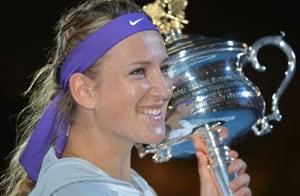 Australian Open, Women's final: Victoria Azarenka defends her title with a win over Li Na