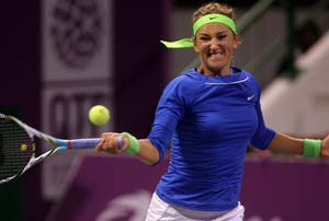 Victoria Azarenka reaches quarterfinals at Pan Pacific Open