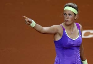 I was lucky, admits Victoria Azarenka