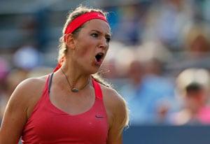 US Open: Victoria Azarenka advances to third round