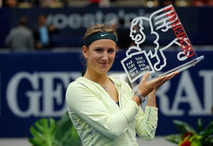 Azarenka beats Goerges to win Linz WTA